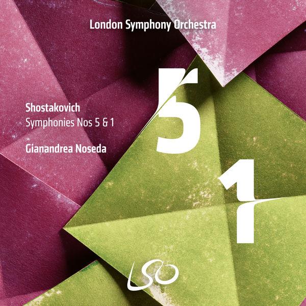 London Symphony Orchestra - Shostakovich: Symphonies Nos. 5 & 1
