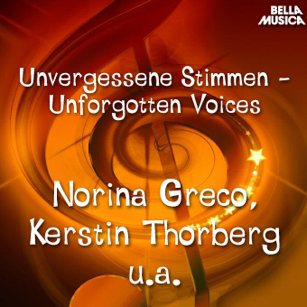 Various Artists - Unvergessene Stimmen, Vol. 1