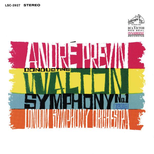 André Previn|Walton: Symphony No.1 in B-Flat Minor