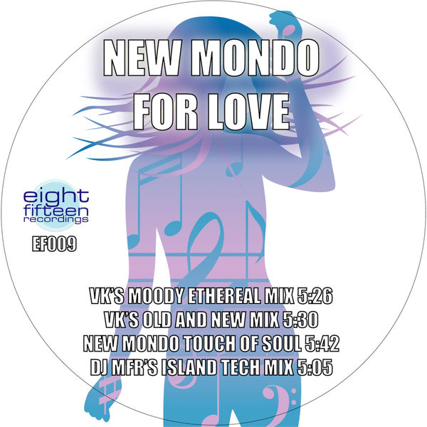For Love | New Mondo – Download and listen to the album