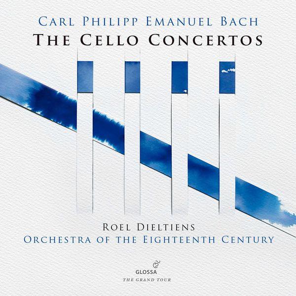 Roel Dieltiens - C.P.E. Bach: Cello Concertos