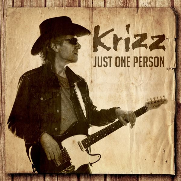 Krizz - Just One Person