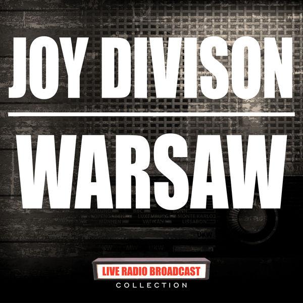 Joy Division Warsaw (Live)