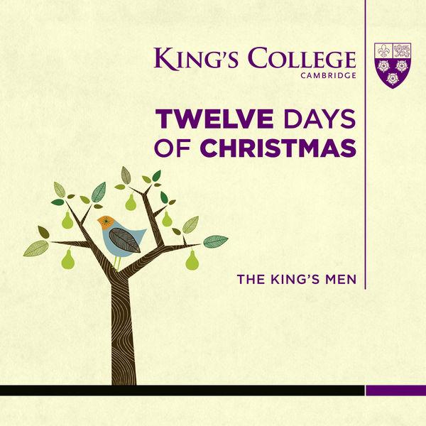 The King's Men, Cambridge - Twelve Days of Christmas