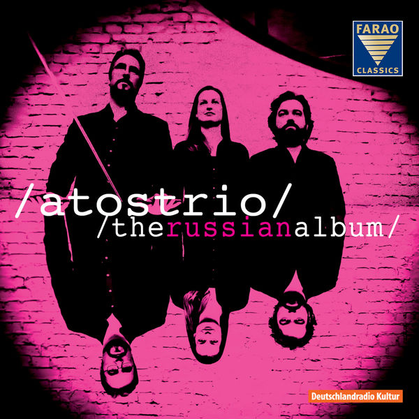 Atos Trio - The Russian Album