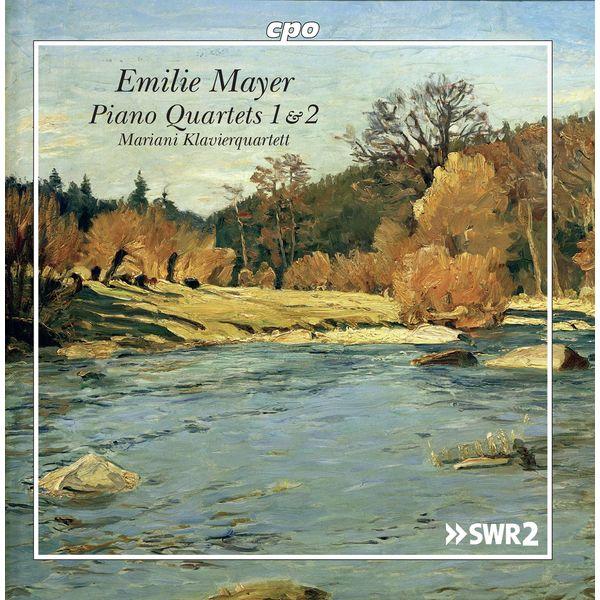 Mariani Klavierquartett - Mayer: Piano Quartets