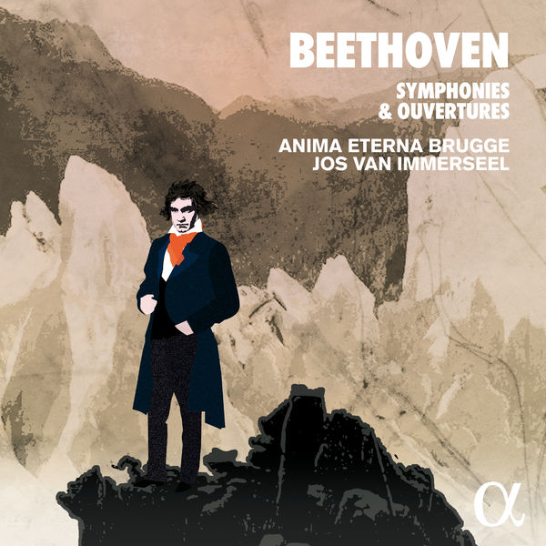 Anima Eterna - Beethoven: Symphonies & Ouvertures