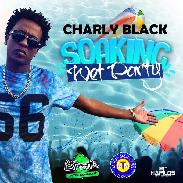 Charly Black - Soaking Wet Party - Single