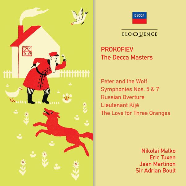 Sir Adrian Boult - Prokofiev – The Decca Masters