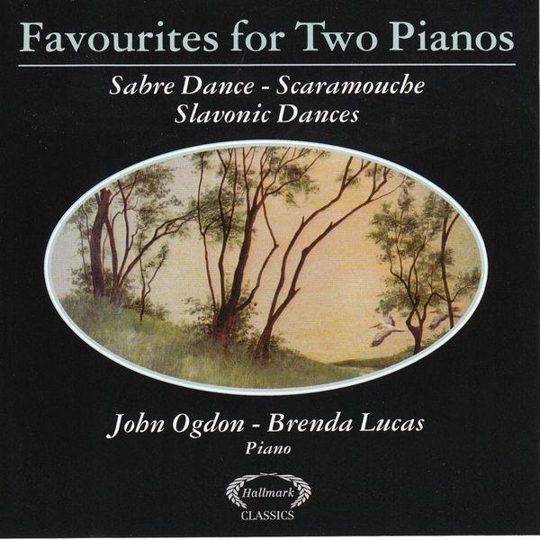 John Ogdon Favourites For Two Pianos