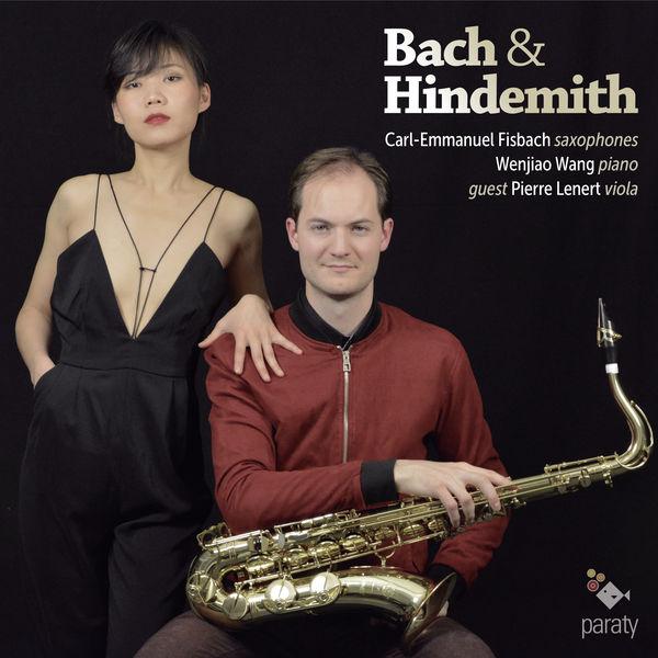 Carl-Emmanuel Fisbach - Bach & Hindemith