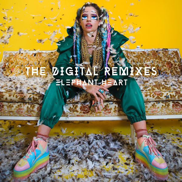 Elephant Heart - The Digital (Remixes)