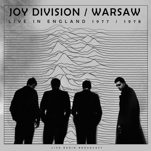 Joy Division Live in England 1977 / 1978 (live)