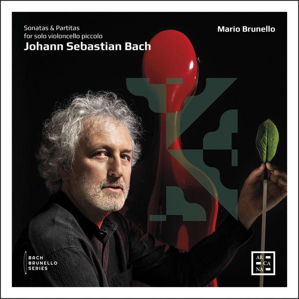 Mario Brunello - Bach: Sonatas and Partitas for Solo Violoncello Piccolo