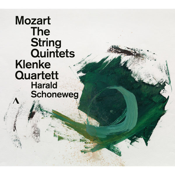 Klenke Quartett - Mozart : The String Quintets