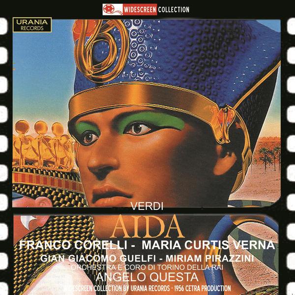 Angelo Questa - Verdi: Aïda
