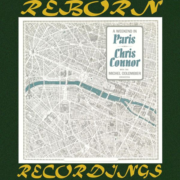 Chris Connor - A Weekend in Paris (HD Remastered)