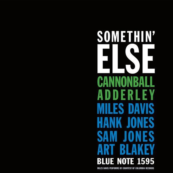 Cannonball Adderley - Somethin' Else (24/96)