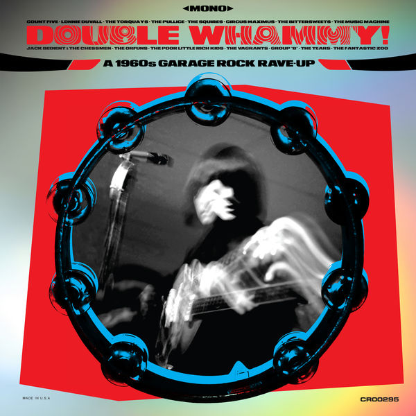 Various Artists - Double Whammy! A 1960s Garage Rock Rave-Up