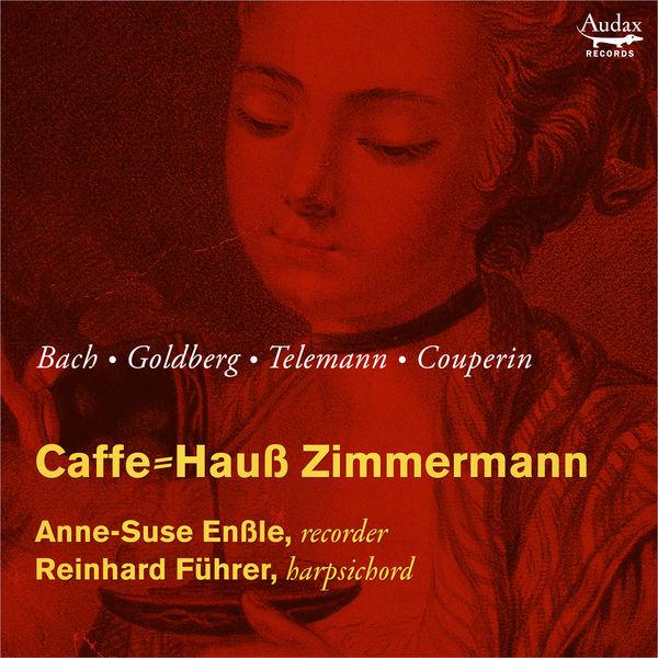 Anne-Suse Enssle - Caffe=Hauß Zimmermann