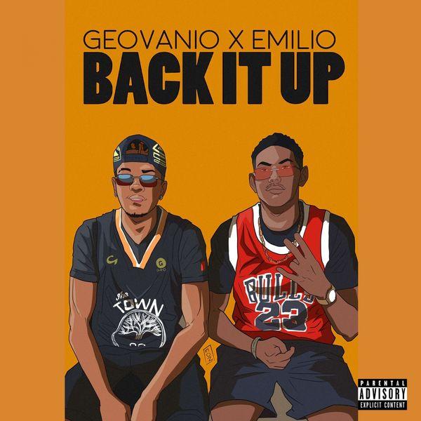 Geovanio - Back It Up