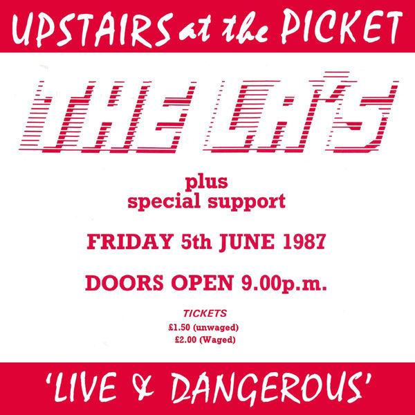 The La's|Live & Dangerous (Live at the Picket 5/6/1987)