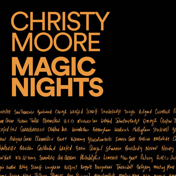 Christy Moore - Magic Nights