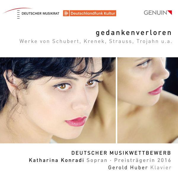 Katharina Konradi - Gedankenverloren