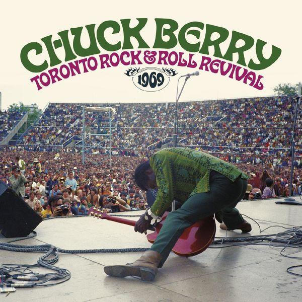 Chuck Berry - Toronto Rock 'N' Roll Revival 1969