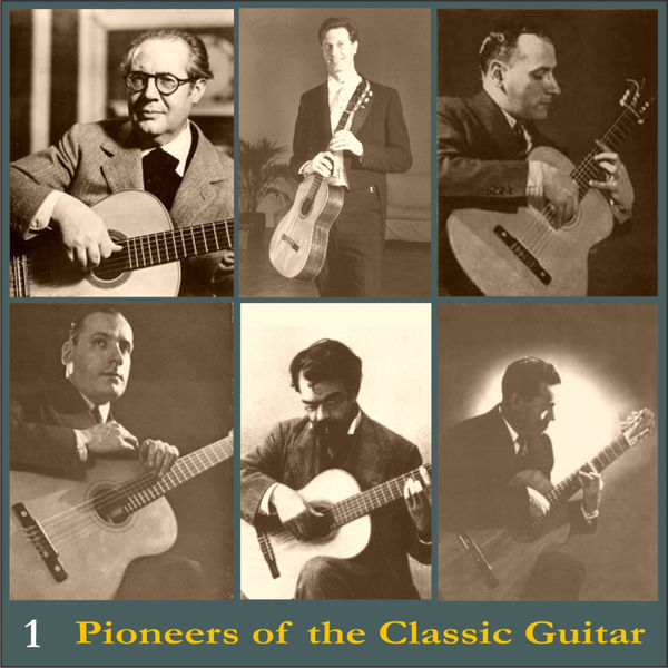 Andrès Segovia - Pioneers of the Classic Guitar, Volume 1 - Records 1944