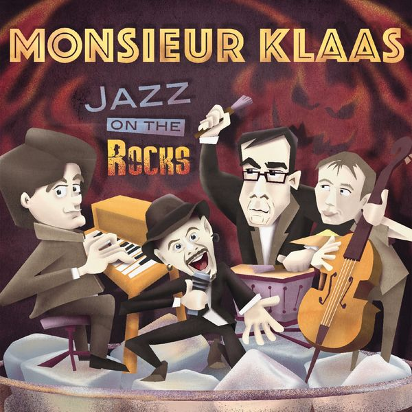 Monsieur Klaas - Jazz on the Rocks