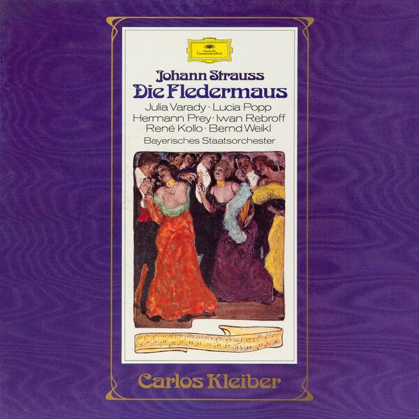 Julia Varady - J. Strauss II: Die Fledermaus