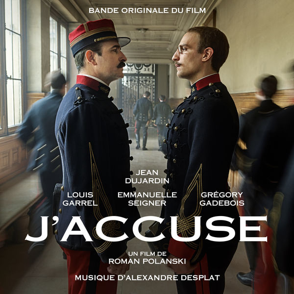 Alexandre Desplat - J'accuse (Bande originale du film)