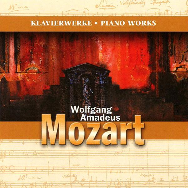 Edwin Fischer - Wolfgang Amadeus Mozart