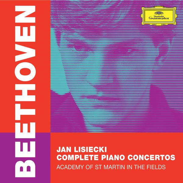 Jan Lisiecki - Beethoven : Complete Piano Concertos (Live 2018, Konzerthaus Berlin)