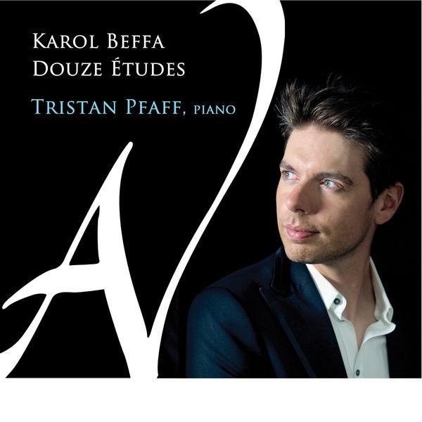 Tristan Pfaff - Beffa : Douze études