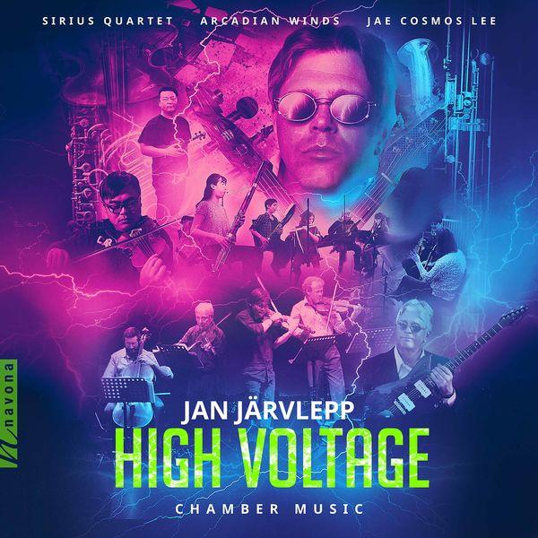 Sirius Quartet|High Voltage