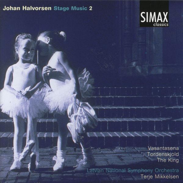 Latvian National Symphony Orchestra Halvorsen: Stage Music 2