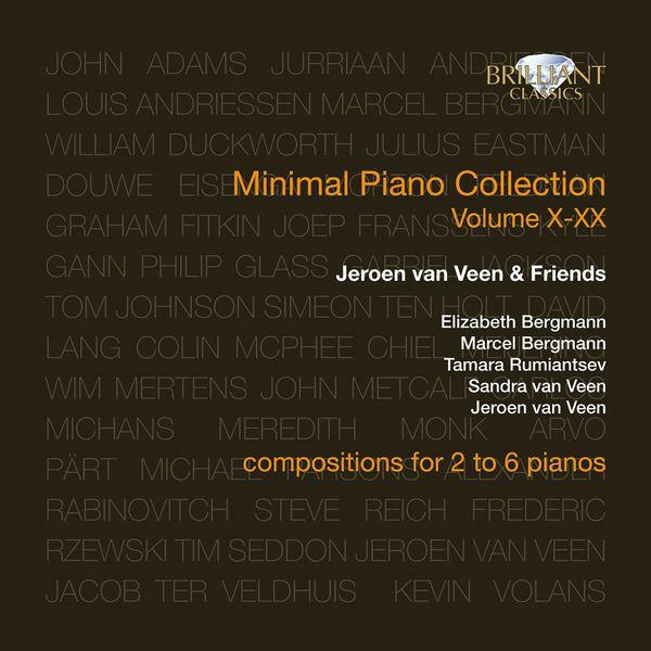Jeroen van Veen & Friends - Minimal Piano Collection, Vol. X-XX