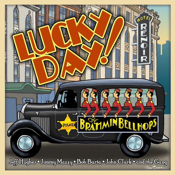 Brahmin Bellhops - Lucky Day!