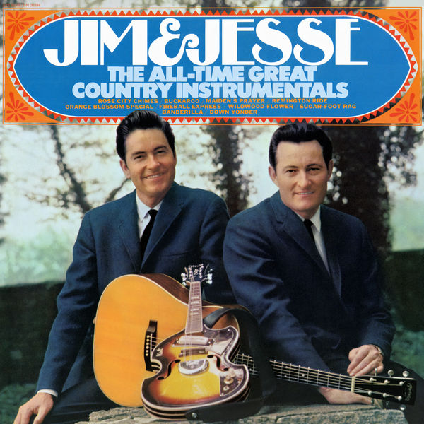 Jim & Jesse - All-Time Great Country Instrumentals