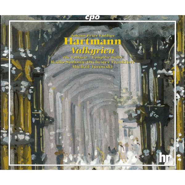 Hr-sinfonieorchester - Hartmann: Valkyrien, Op. 62
