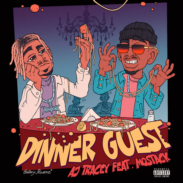 AJ Tracey|Dinner Guest (feat. MoStack)