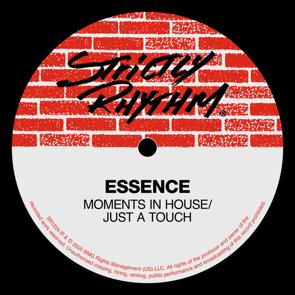 Essence - Moments In House / Just A Touch