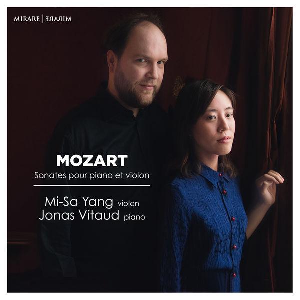 Mi-Sa Yang - Mozart : Violin Sonatas