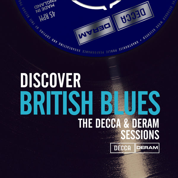 Peter Green - Discover British Blues On Decca & Deram