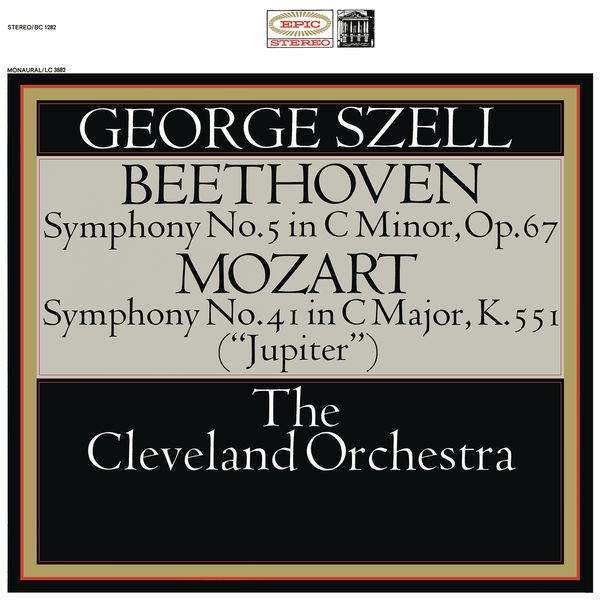 Beethoven: Symphony No  5, Op  67 - Mozart: Symphony No  41