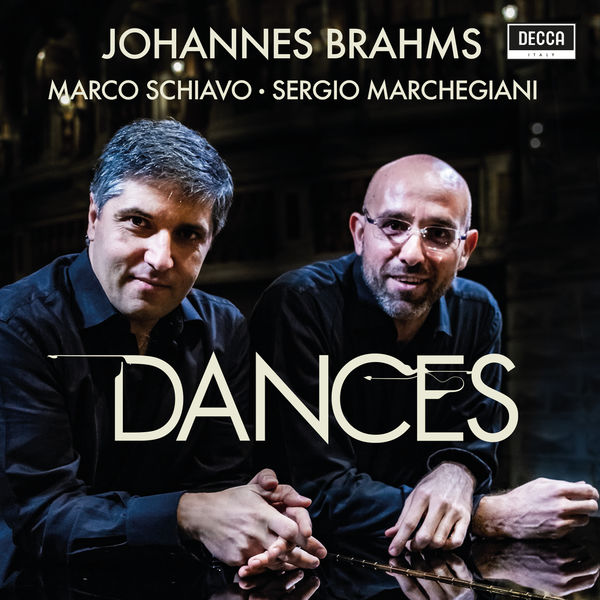 Marco Schiavo - Brahms: Hungarian Dances - Waltzes Op. 39