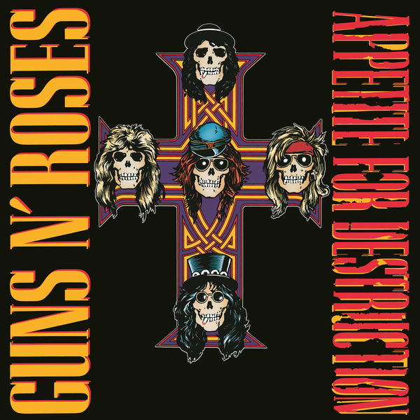 Appetite For Destruction   Guns N' Roses to stream in hi-fi, or to