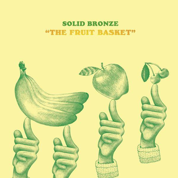 Solid Bronze - The Fruit Basket